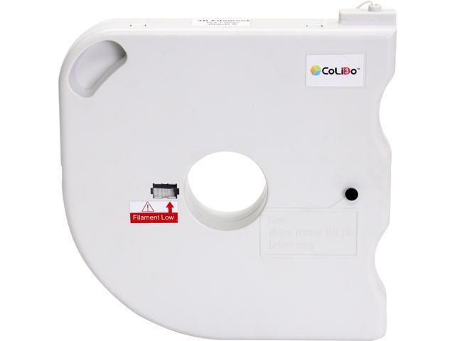 Print Rite LFD008WQ7J White 1.75mm 8.82