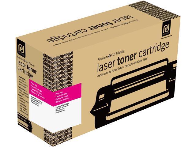 Print-Rite TRH919MRUJ Magenta Toner Cartridge Replacement for HP CE413A