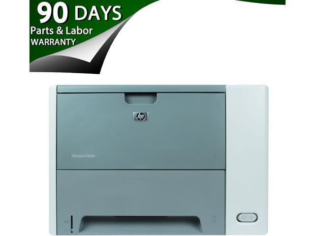 HP P3005X LaserJet Printer come with brand new toner