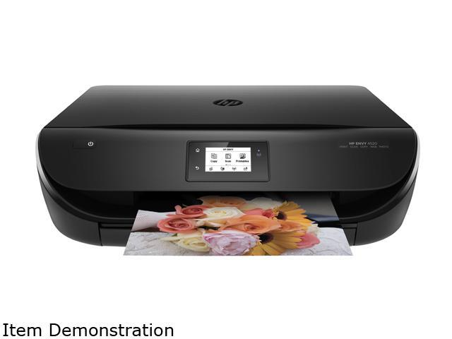how to change ink in hp envy 4520