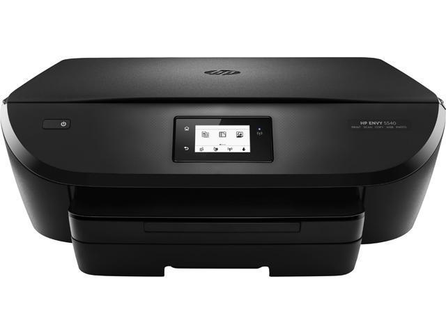 HP ENVY 5540 4800 x 1200 dpi USB/Wi-Fi Thermal Inkjet Multifunction Printer - Newegg.com