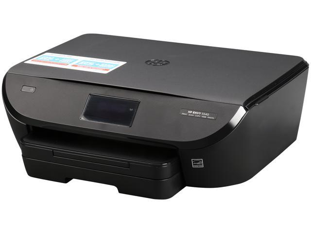 HP ENVY 5540 (K7C85A#B1H) Duplex 4800  x 1200 dpi USB/wireless color Inkjet Multifunction Printer