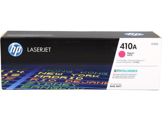 HP 410A (CF413A) Toner Cartridge 2,300 Page Yield; Magenta