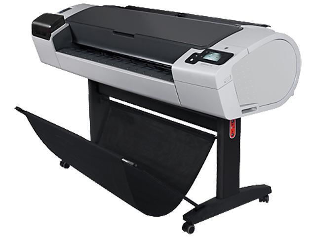 HP Designjet T795 44-in (CR649C) 2400 x 1200 dpi USB Color Inkjet Printer