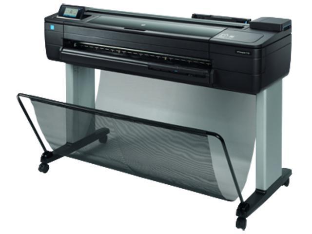 HP Designjet T730 (F9A29A) 2400 dpi x 1200 dpi Wireless / USB Color Inkjet Printer