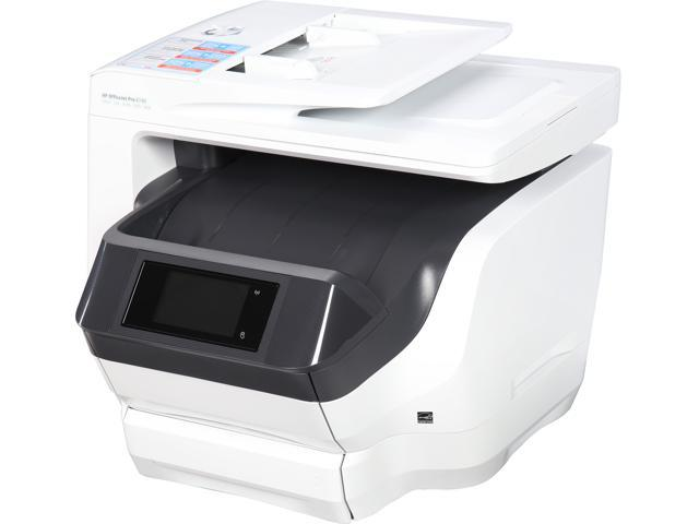 HP OfficeJet Pro 8740 (K7S42A#B1H) Duplex 2400 dpi x 1200 dpi wireless/USB color Inkjet MFC Printer