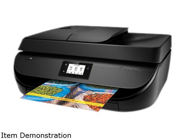 HP Officejet 4650 (F1J04A) Duplex 4800 dpi x 1200 dpi wireless/USB color Inkjet All-In-One Printer - Blue