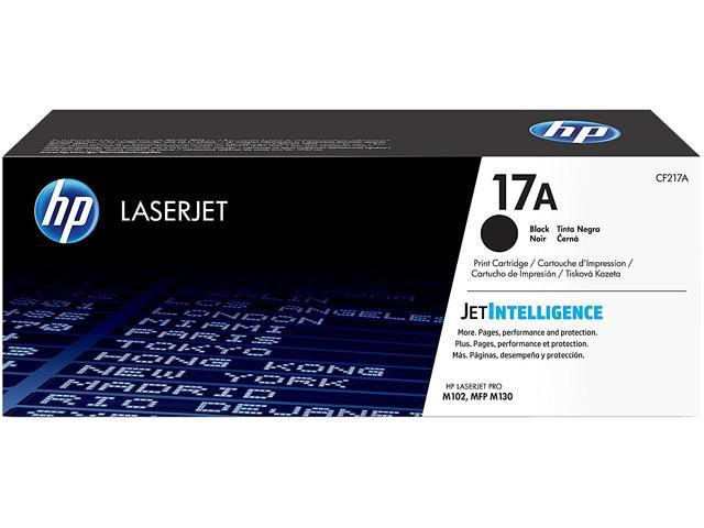 HP 17A (CF217A) Black LaserJet Toner Cartridge for M102w, MFP M130fw, M130nw, M130fn