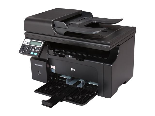 HP LaserJet Pro M1217nfw MFC / All-In-One Monochrome Wireless 802.11b/g/n Laser Printer