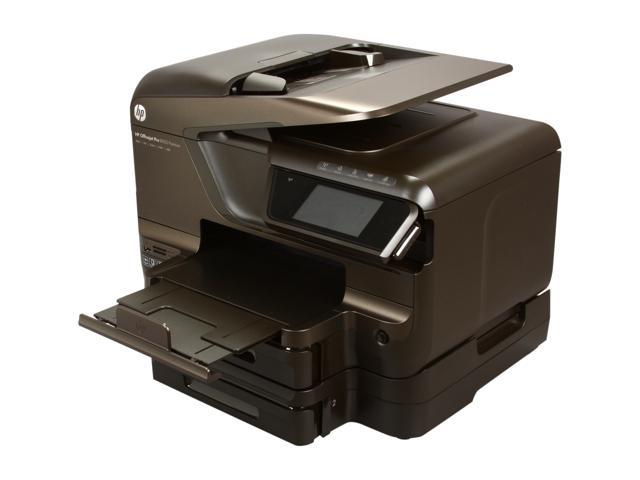 HP Officejet Pro 8600 Premium Up to 20 ppm Black Print Speed 4800 x 1200 dpi Color Print Quality Thermal Inkjet e-All-in-One Color Printer
