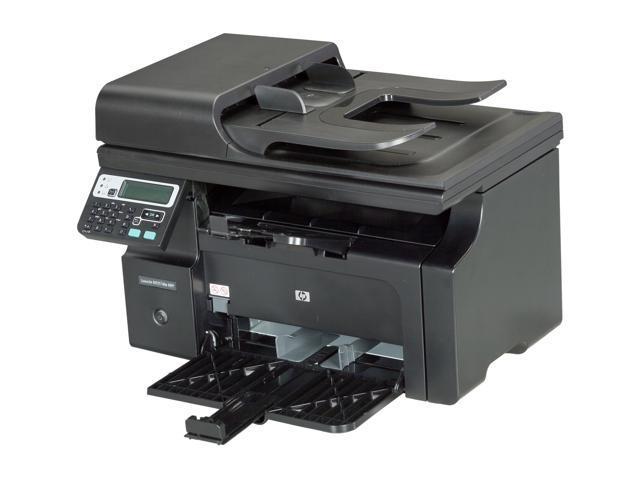 HP LaserJet CE844AR#BGJ MFC / All-In-One Up to 19 ppm Monochrome Wireless 802.11b/g/n Laser Printer