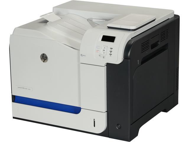 HP LaserJet Enterprise 500 Color M551dn Workgroup Color Laser Printer