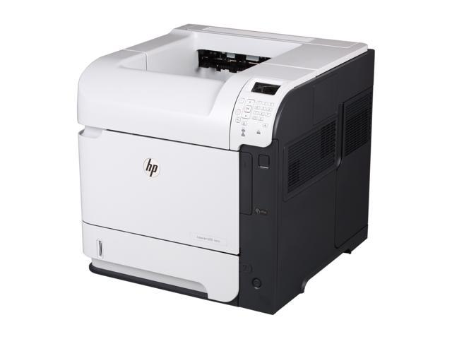 HP LaserJet Enterprise 600 M602n (CE991A) Up to 52 ppm 1200 x 1200 dpi Workgroup Monochrome Laser Printer