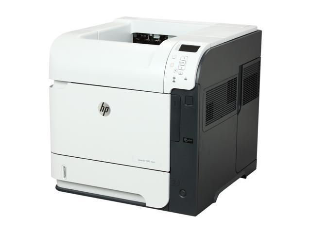 HP LaserJet Enterprise 600 M601n Workgroup Up to 45 ppm 1200 x 1200 dpi Color Print Quality Monochrome Laser Printer