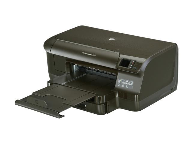 HP Officejet Pro 8100 Up to 20 ppm Black Print Speed 4800 x 1200 dpi Color Print Quality 802.11n Thermal Inkjet Mobile Color Printer