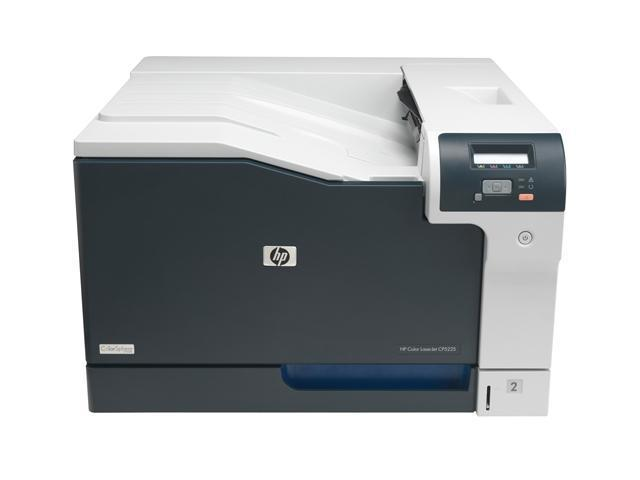 HP LaserJet Professional CP5225n Workgroup Up to 20 ppm 600 x 600 dpi Color Print Quality Color Laser Printer