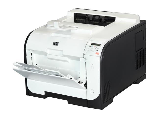 HP LaserJet Pro 400 M451nw Workgroup Up to 21 ppm 600 x 600 dpi Color Print Quality Color Wireless 802.11b/g/n Laser Printer
