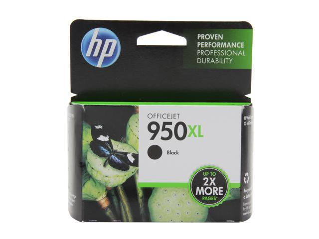 HP 950XL (CN045AN) Ink Cartridge 2,300 Pages Yield; Black