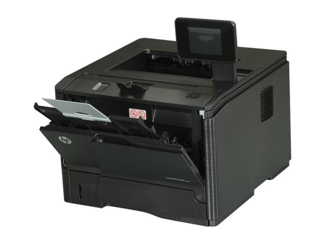 HP LaserJet Pro 400 M401dn Workgroup Up to 35 ppm 1200 x 1200 dpi Color Print Quality Monochrome Laser Printer