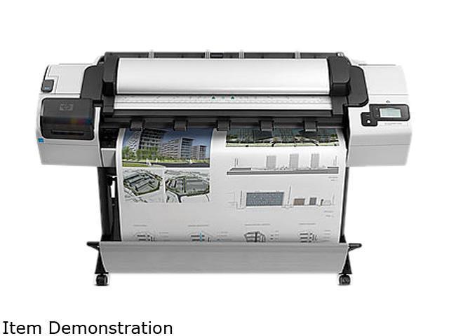 HP Designjet T2300 Thermal Inkjet MFC / All-In-One Color Printer