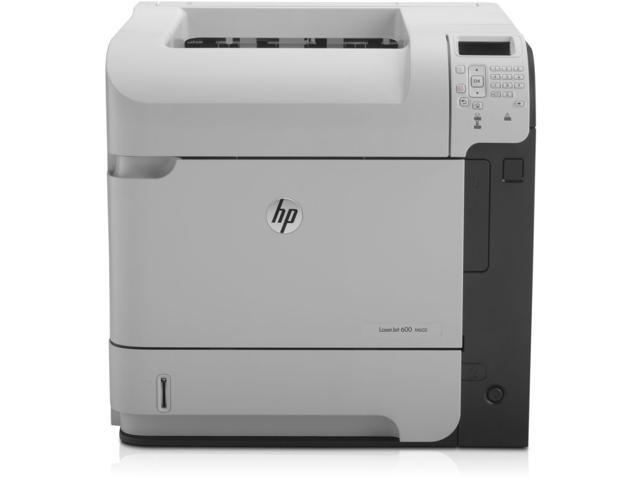 HP LaserJet 600 M602DN Laser Printer - Monochrome - Plain Paper Print - Desktop