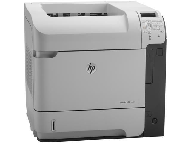 HP LaserJet 600 M603DN Laser Printer - Monochrome - Plain Paper Print - Desktop