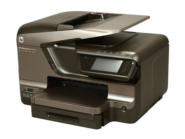 HP Officejet Pro 8600 Up to 35 ppm Black Print Speed 4800 x 1200 dpi Color Print Quality InkJet MFC / All-In-One Color Printer