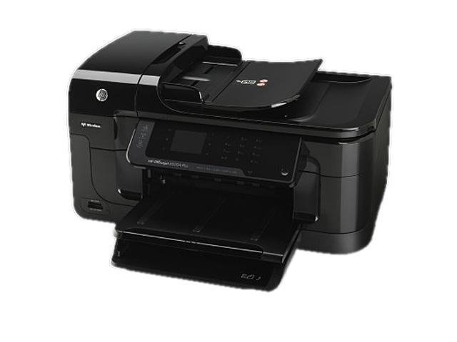 how to use hp officejet 6500a plus