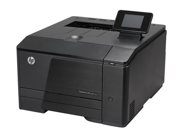 HP LaserJet Pro 200 M251NW Colour Laser Printer 14PPM 600X600DPI USB Network WiFi 128MB