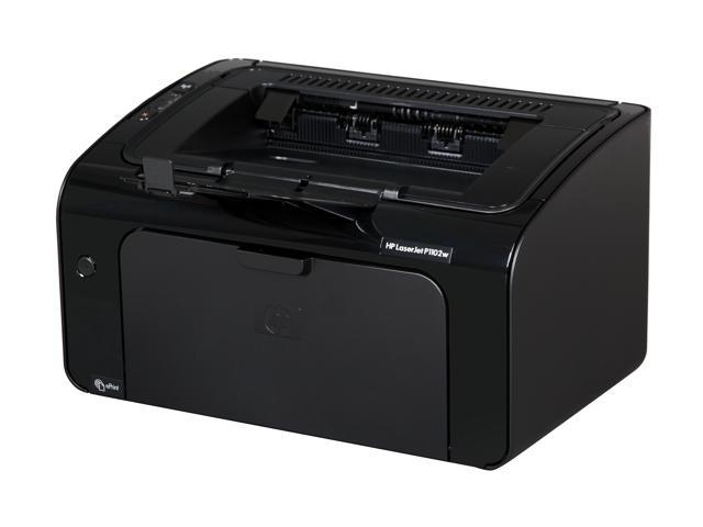 HP LaserJet Pro P1102w Workgroup Up to 19 ppm Monochrome Wireless 802.11b/g/n Laser Printer