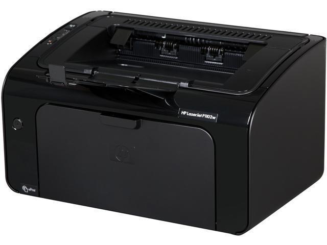 HP LaserJet Pro P1102w (CE658A) Duplex  Up to 1200 dpi USB/Wireless Monochrome Laser Printer
