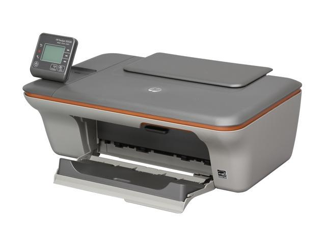 HP Deskjet 3052A Up to 20 ppm Black Print Speed 4800 x 1200 dpi Color Print Quality Wireless InkJet MFC / All-In-One Color Printer