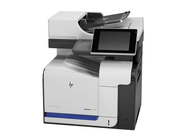 HP LaserJet Enterprise 500 MFP M575dn (CD644A) Duplex Up to 31 ppm 1200 x 1200 dpi Color 3-in-One Laser Printer