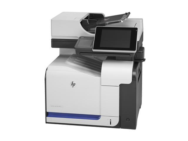 HP LaserJet Enterprise 500 M575c (CD646A) Up to 31 ppm 1200 x 1200 dpi Duplex Color All-in-One Laser Printer