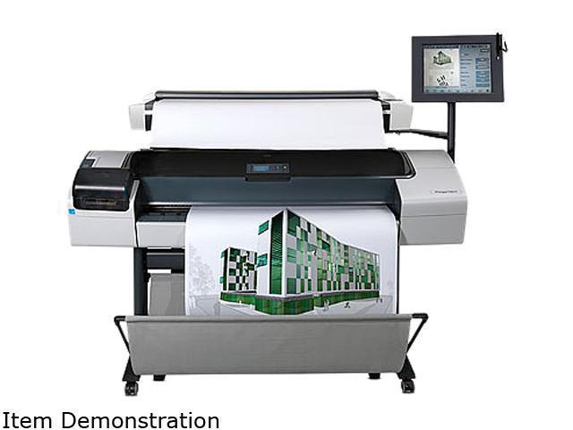Line Optical Designjet : Hp designjet t printer newegg