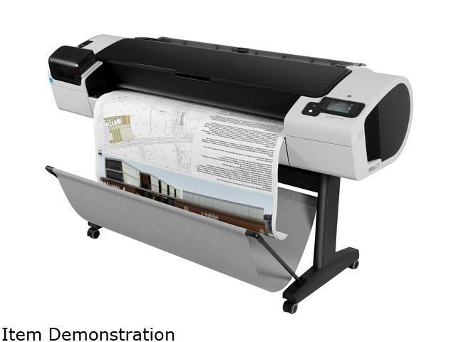 """HP Designjet T1300 Thermal Inkjet DesignJet Color 44"""" ePrinter"""