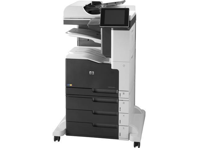 HP LaserJet Enterprise 700 M775z (CC524A) Up to 30 ppm 600 x 600 dpi Duplex Color All-in-One Laser Printer