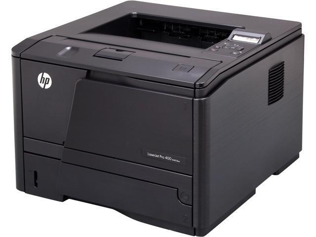 HP LaserJet Pro 400 M401DNE 35PPM 1200dpi 256MB Duplex USB Ethernet Mono Laser Printer