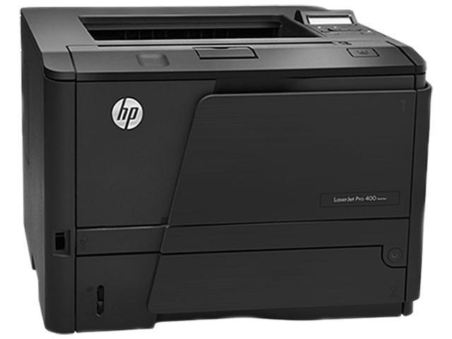 HP LaserJet Pro 400 M401dn Workgroup Monochrome Laser Printer