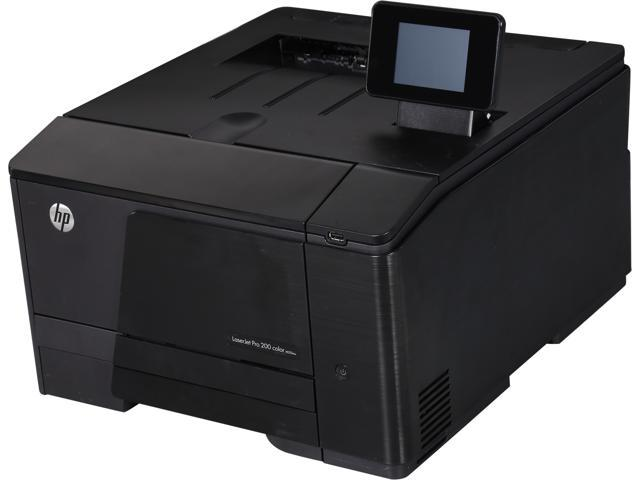 HP LaserJet Pro 200 color M251nw Workgroup Color Wireless 802.11b/g/n Laser Printer