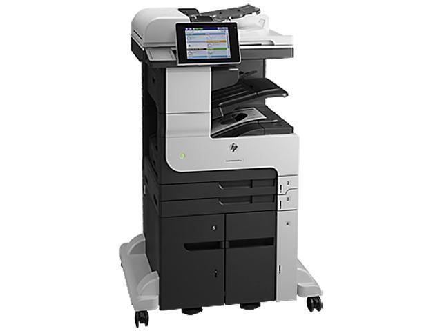 HP LaserJet Enterprise MFP M725 series M725z+ Workgroup Up to 40 ppm (Black, letter) Monochrome Laser Printer