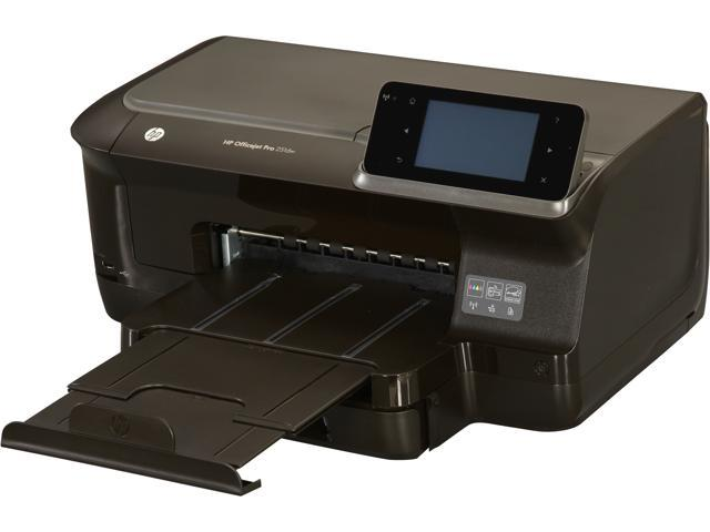 HP Officejet Pro 251dw ISO Laser comparable:Up to 20 ppm Draft:Up to 25 ppm Black Print Speed Up to 1200 x 1200 optimized dpi from 600x600 input dpi Color Print Quality HP ePrint capability Wireless c