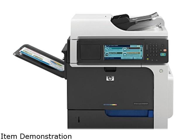 HP LaserJet CM4540 MFP Up to 42 ppm 600 x 600 dpi Color Print Quality Color Laser Multifunction Printer