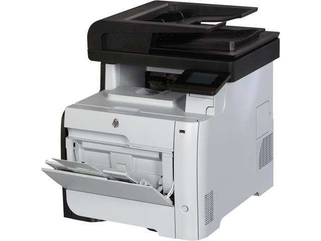 HP LaserJet M476dn (CF386A) Up to 21 ppm 600 x 600 dpi Duplex Color All-in-One Laser Printer