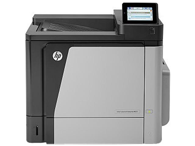 HP M651n Up to 42 ppm 1200 x 1200 dpi Color Print Quality Color Laser Printer
