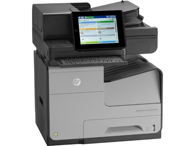 HP X585z Up to 65 ipm Black Print Speed Up to 2400 x 1200 optimized dpi from 600 x 600 input dpi (on HP Advanced Photo Papers) Color Print Quality InkJet MFP Color Printer