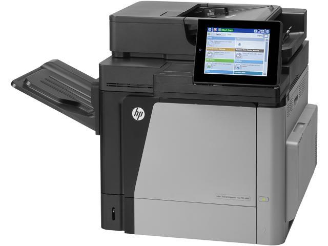 HP LaserJet Enterprise M680dn (CZ248A) Up to 45 ppm 1200 x 1200 dpi Duplex Color 3-in-One Laser Printer