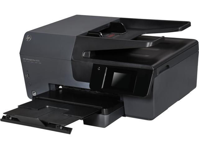HP Officejet Pro 6830 (E3E02A) Duplex e-All-in-One Printer ...