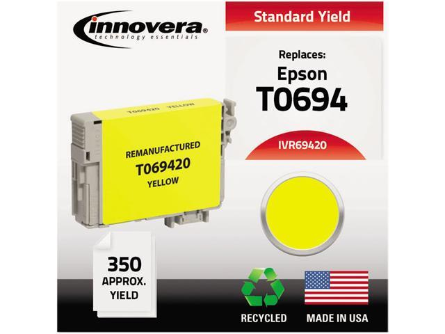 Innovera IVR69420 Yellow Ink Cartridge