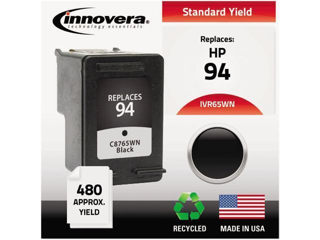 Innovera 65WN Compatible Remanufactured C8765WN (94) Ink Black
